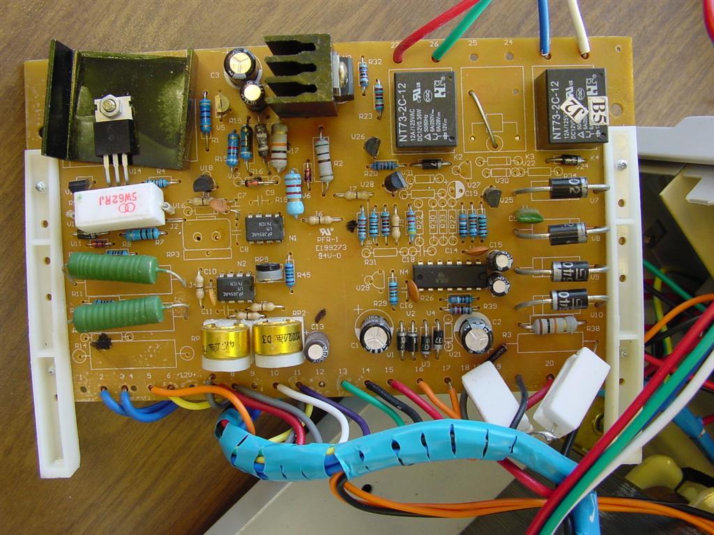 defektes Netzteil reparieren - Mikrocontroller.net