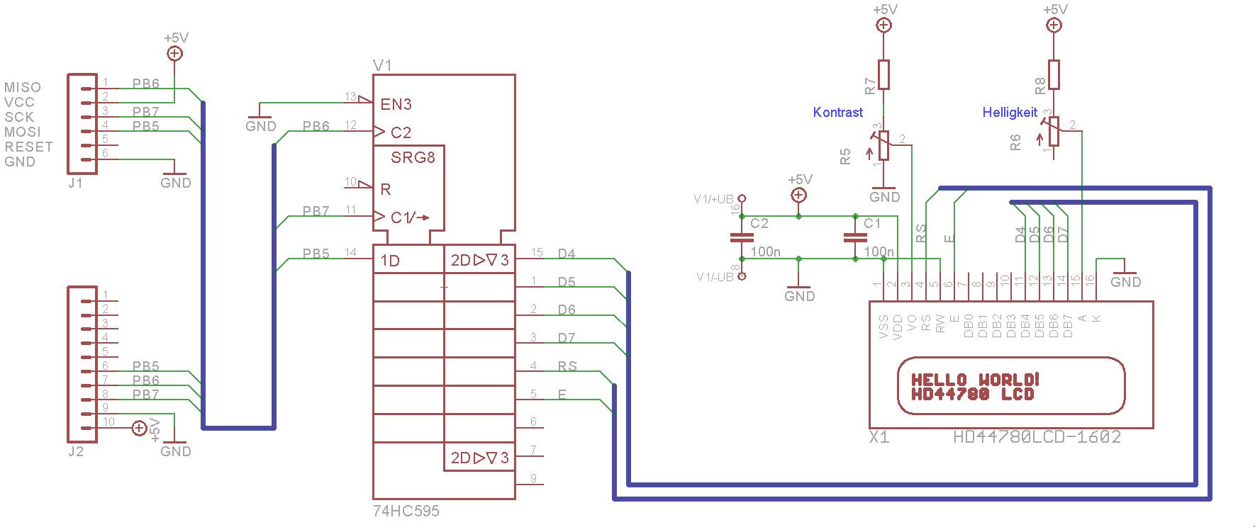 Schaltplan zeichnen - Mikrocontroller.net