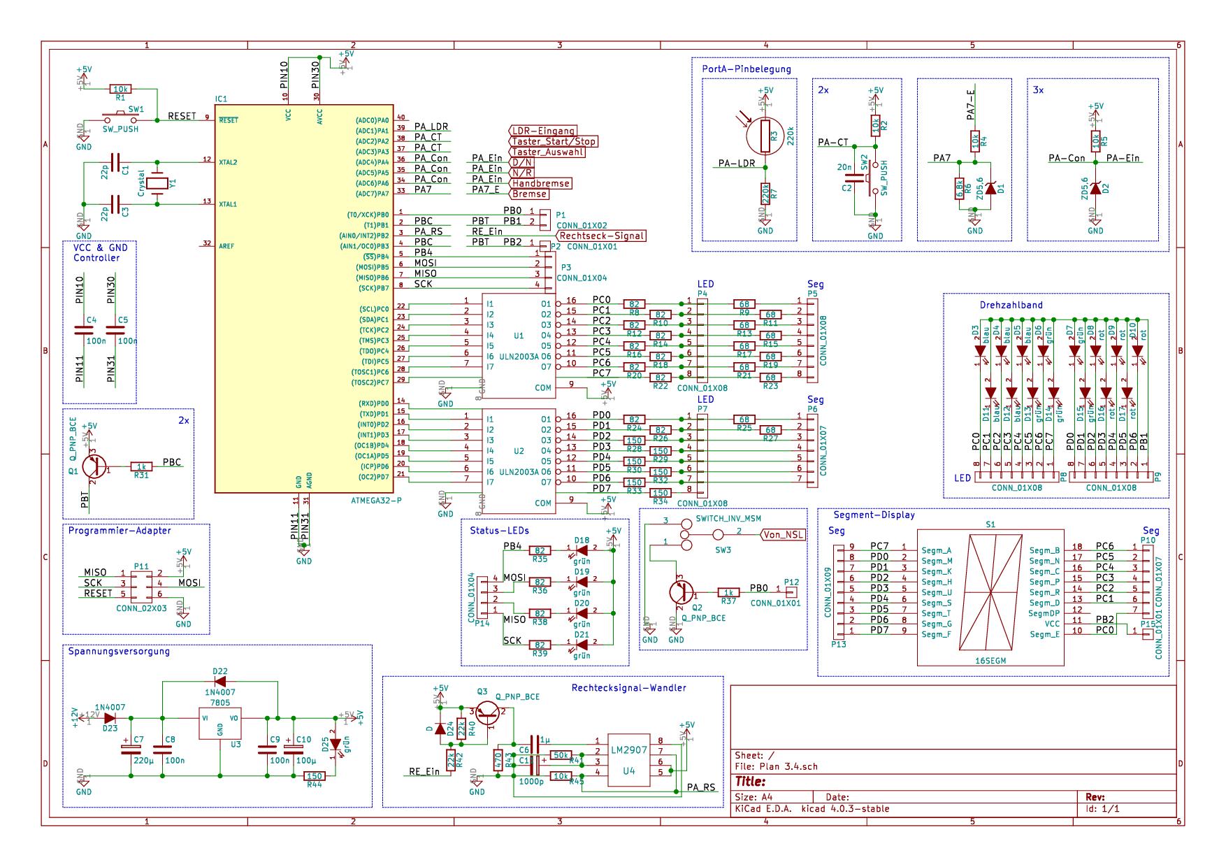 ATmega-Programmierer gesucht - Mikrocontroller.net