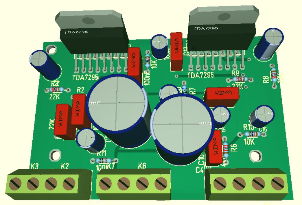 DIY 5.1 Verstärker - Mikrocontroller.net
