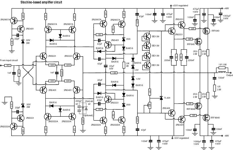 Audio-Endestufe - bitte um Erklärung der Funktion einer ...
