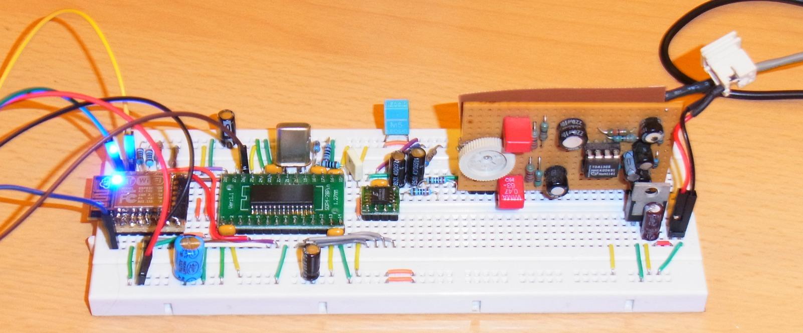 Problem mit externer Stromversorgung ESP8266 DevKit