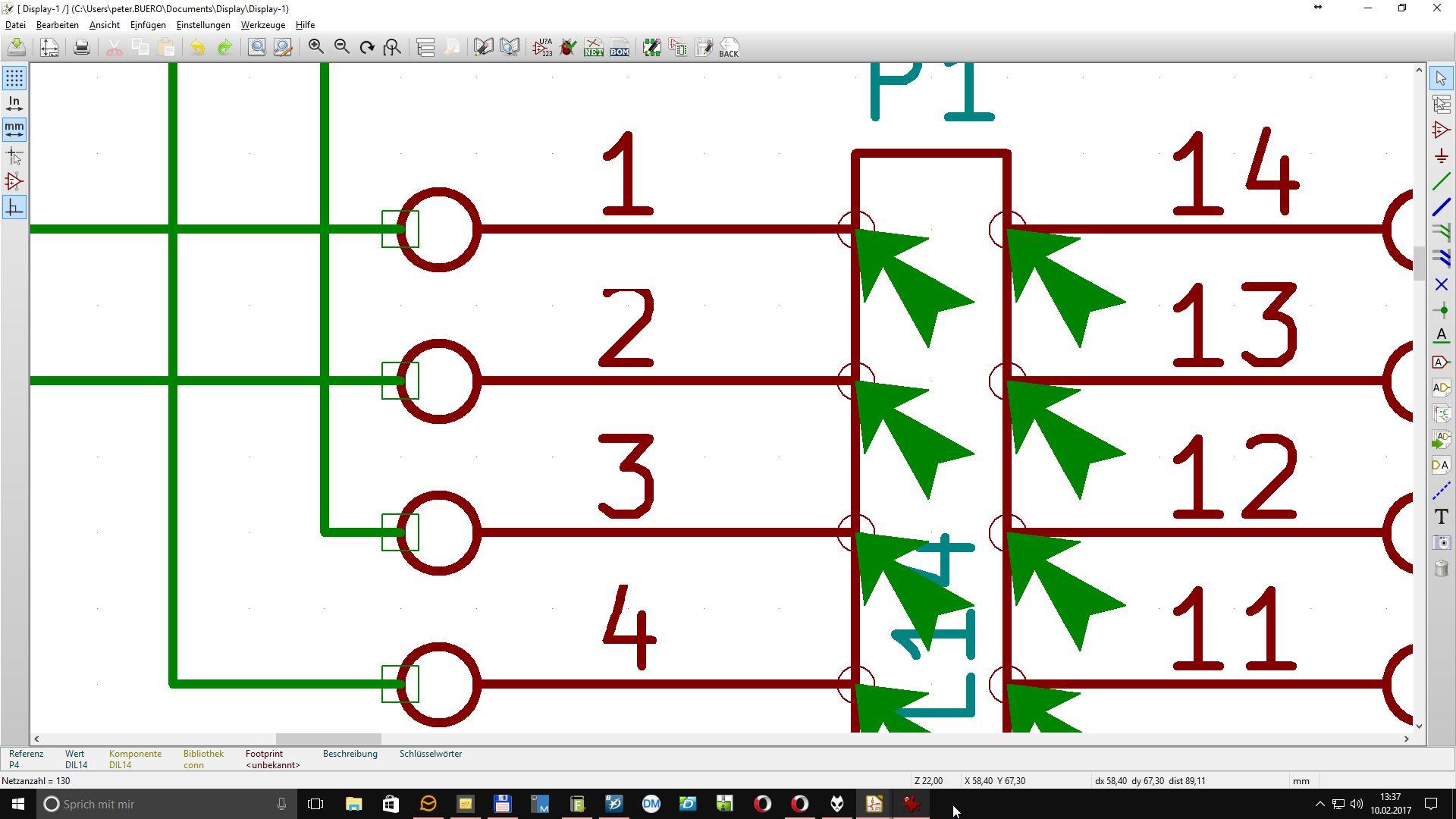 Berühmt Quadrat D Schaltplan Fotos - Der Schaltplan - triangre.info