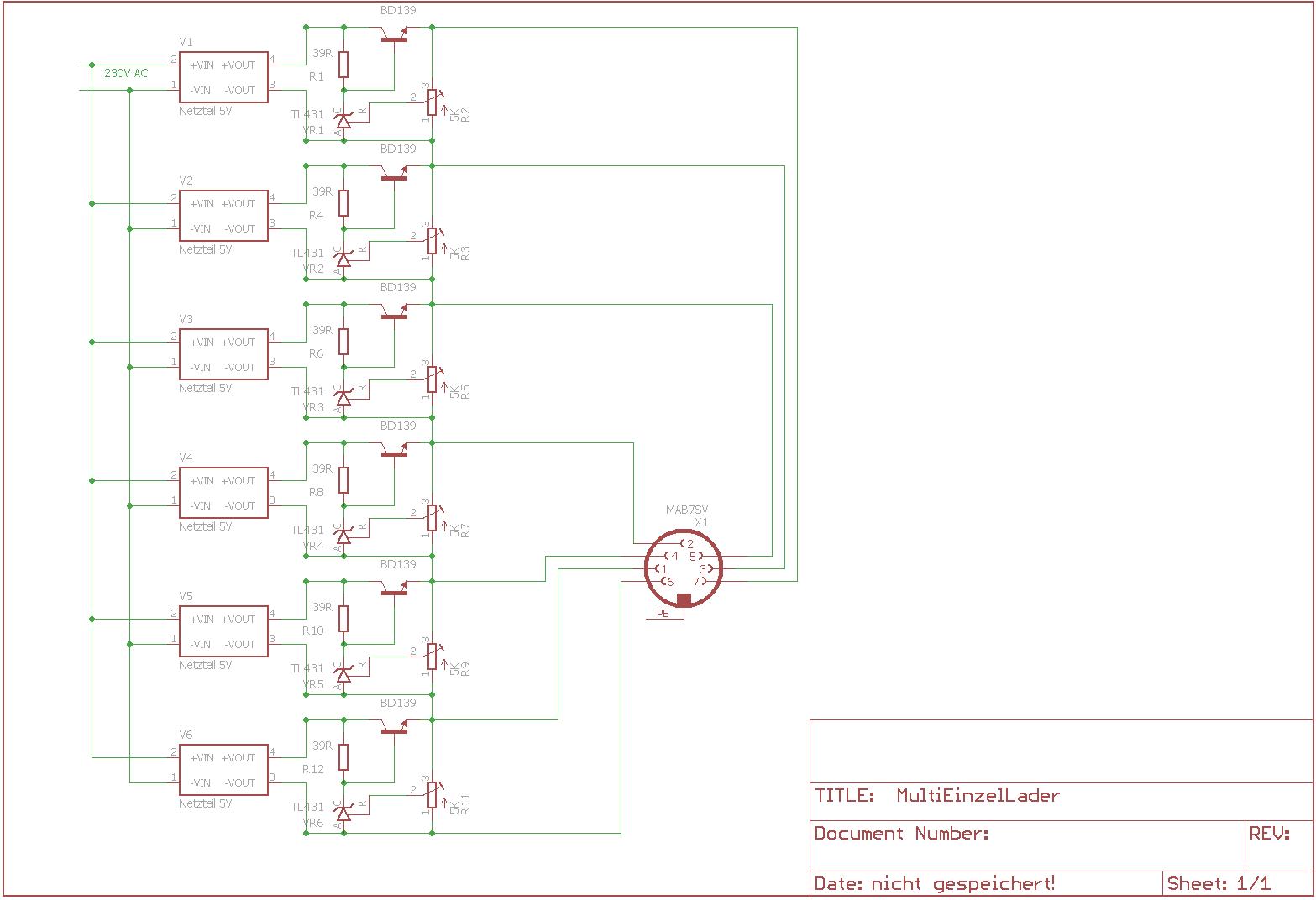 4 18650 Zellen in Reihe aufladen? - Mikrocontroller.net