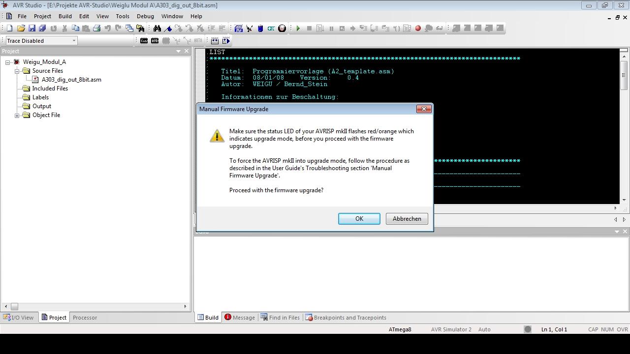 avrisp mkii driver windows 10 download