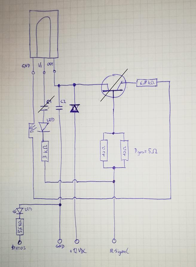 IR-Empfänger Nachbau - Mikrocontroller.net
