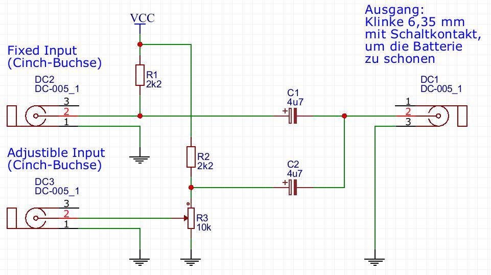 Omni-Kondensatormikrofon selber bauen - Mikrocontroller.net
