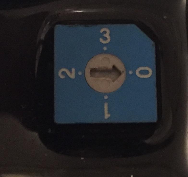 einfachen Micro Rotary Schalter durch Bluetooth ersetzen ...