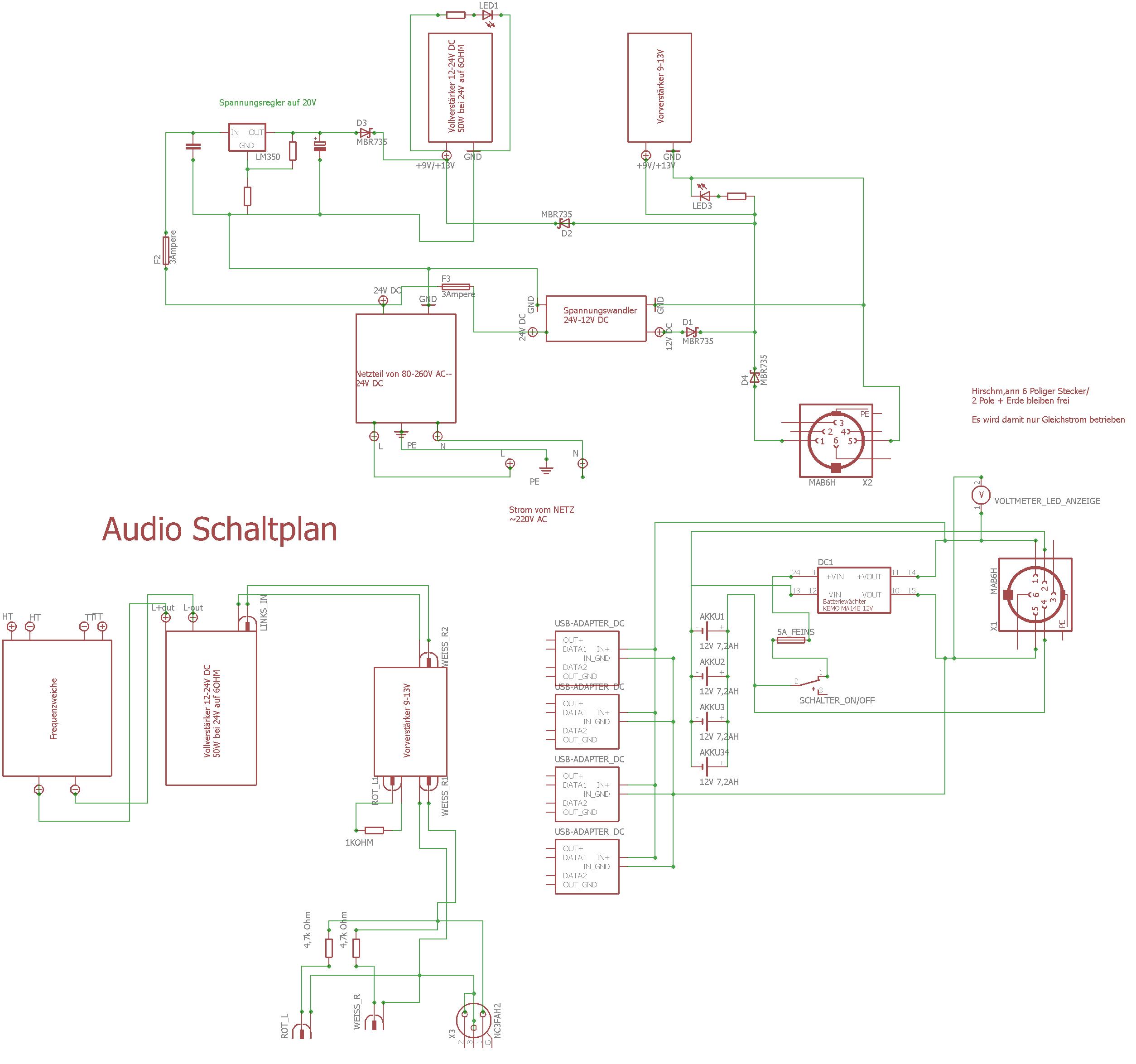 Ziemlich Am Ampere Schaltplan Wie Funktioniert Zeitgenössisch ...