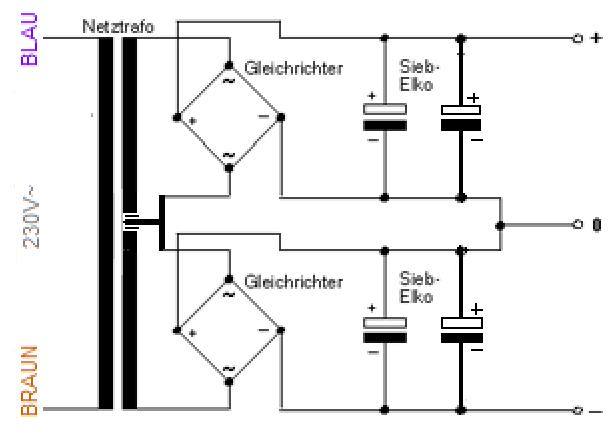 Endstufe Spannungsplatine - Mikrocontroller.net