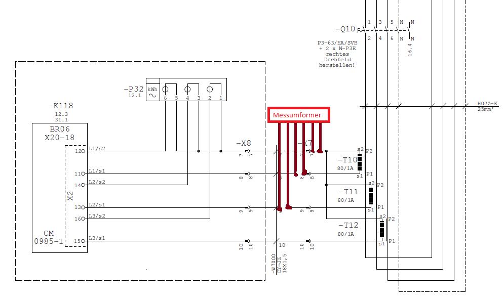 Stromwandler durchschlafen möglich/erlaubt? - Mikrocontroller.net