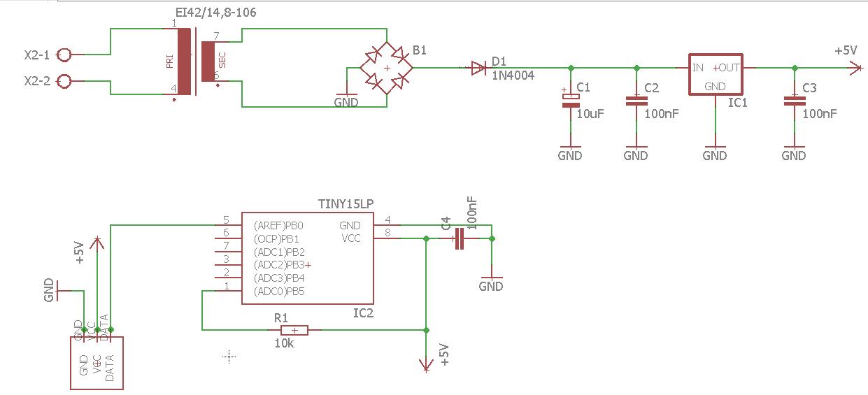 Schaltplan und Board - Mikrocontroller.net