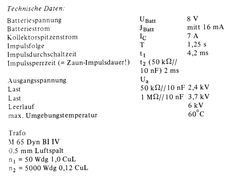 Marderschreck selber bauen - Mikrocontroller.net