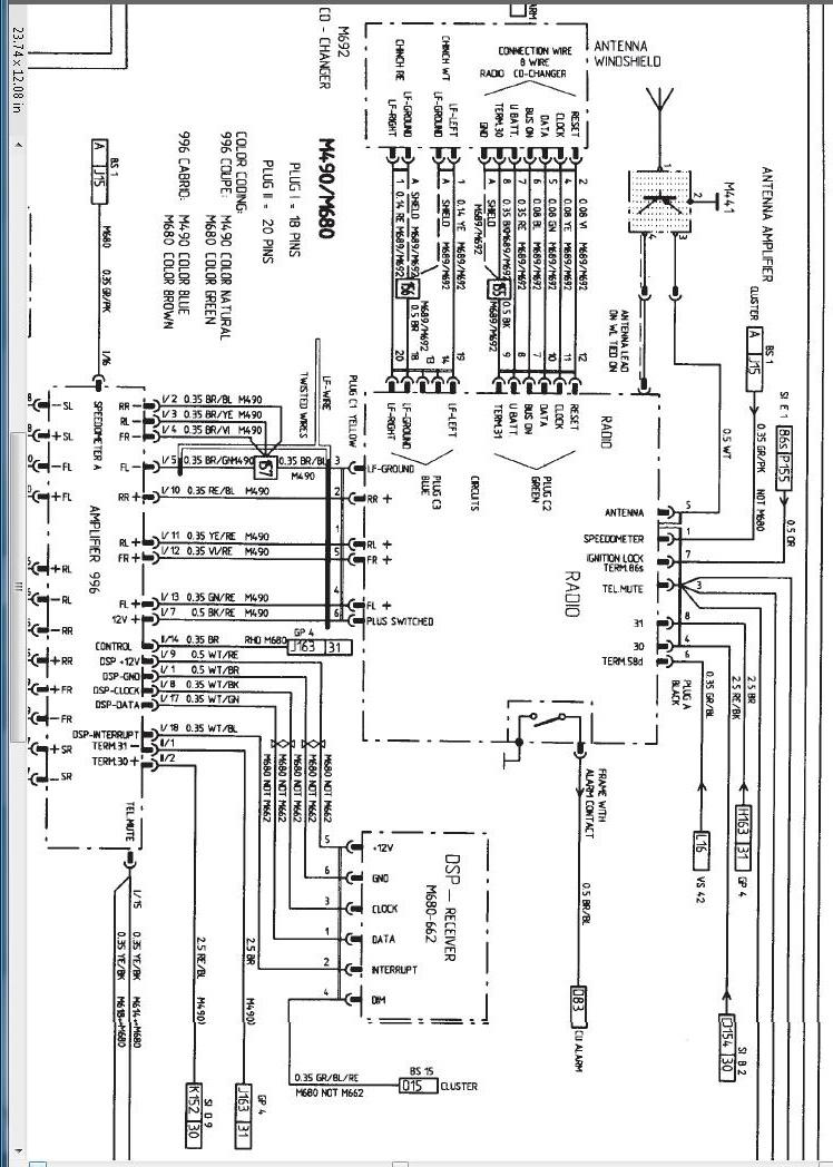 Pollin Porsche 6 Kanal Endstufe - Mikrocontroller.net