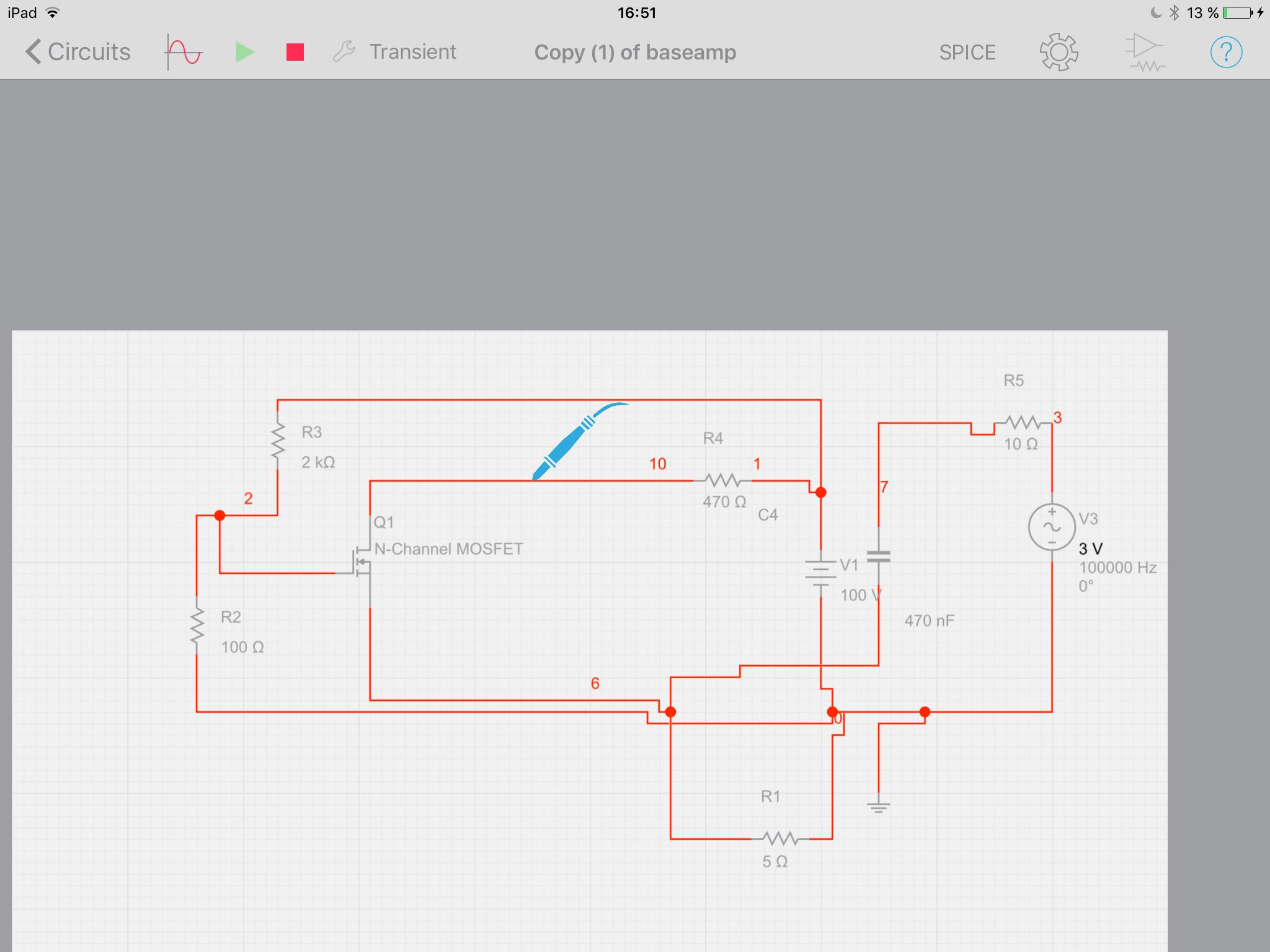 entwurf eines piezotreibers f r 100v 1300hz und einer. Black Bedroom Furniture Sets. Home Design Ideas