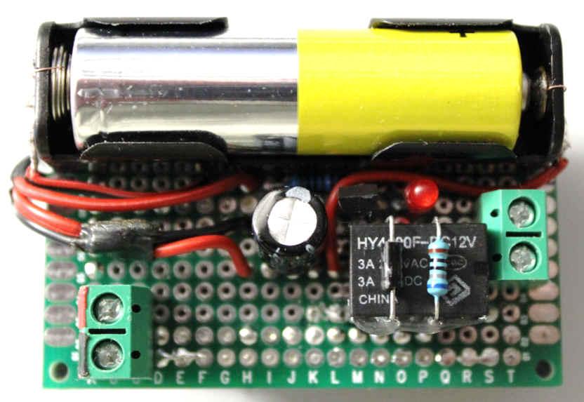 umbau anleitung 220 volt ac zeitschaltuhr auf 12 volt dc. Black Bedroom Furniture Sets. Home Design Ideas