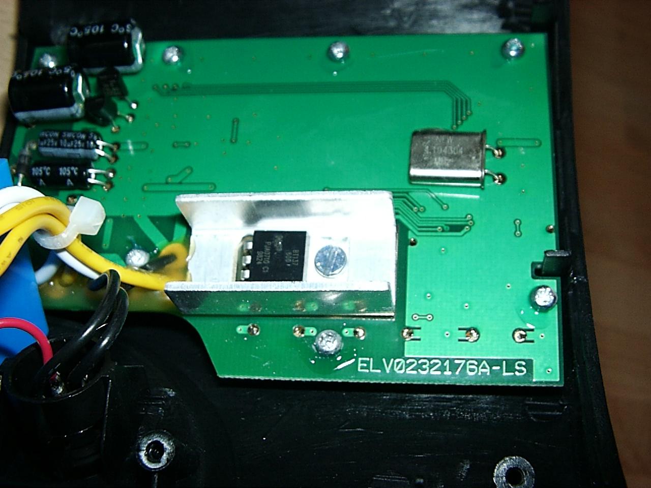 RDS-80 verhält sich seltsam - Mikrocontroller.net