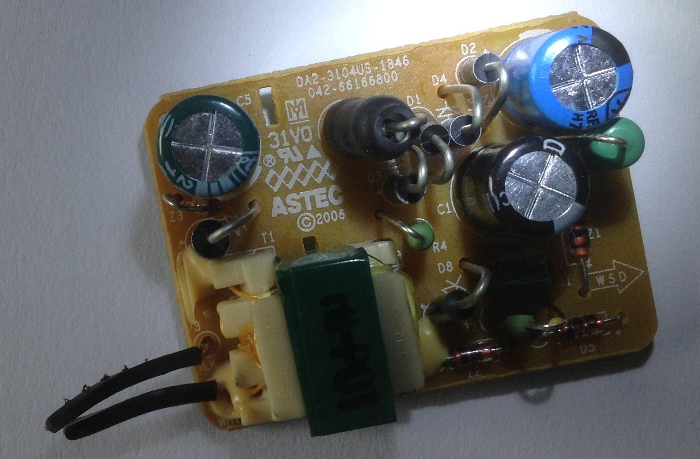 Schaltplan verfügbar vom Netzteil Nokia Handy? - Mikrocontroller.net