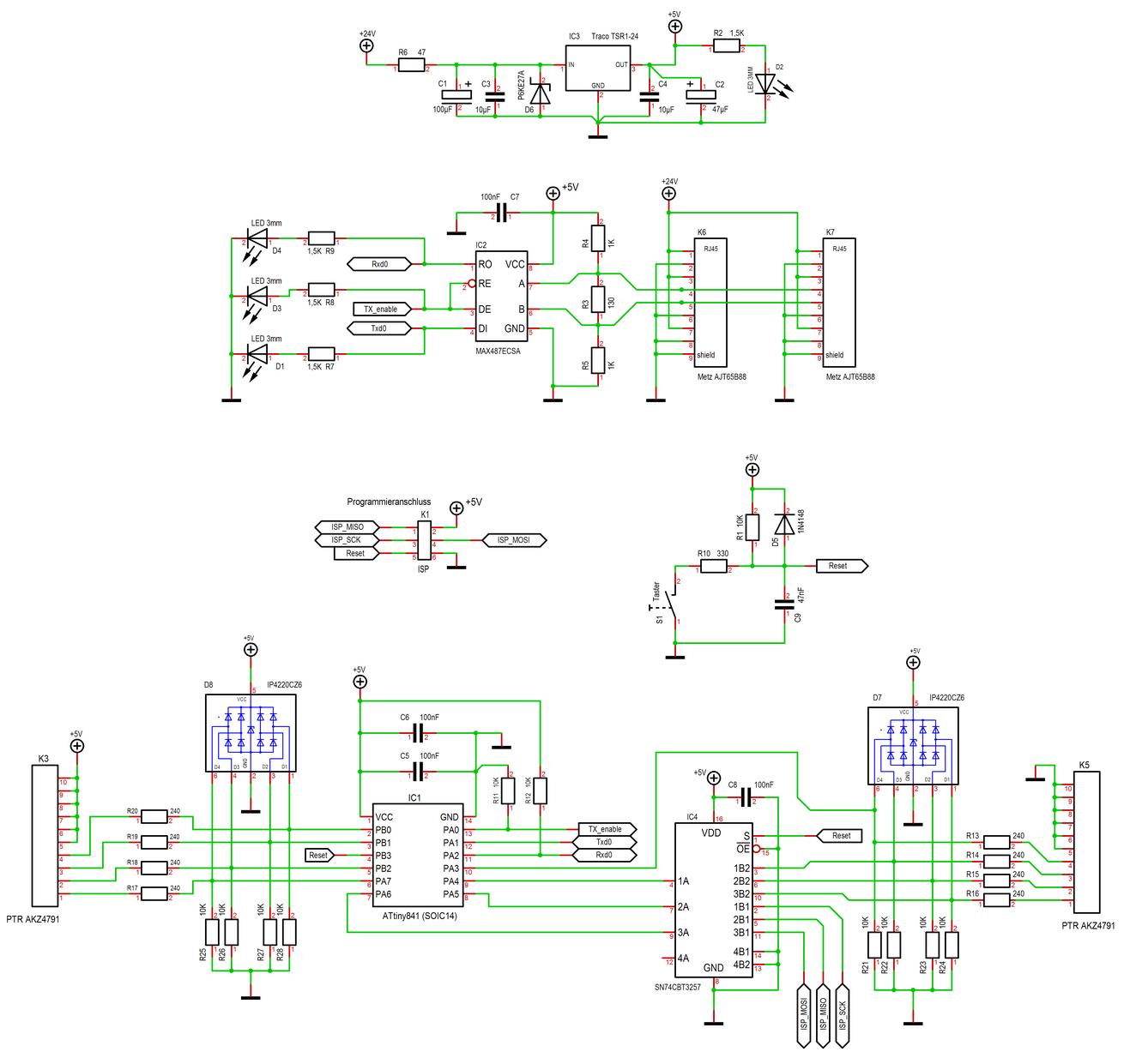 Fein Cat5e Schaltplan Wandplatte Fotos - Elektrische Schaltplan ...