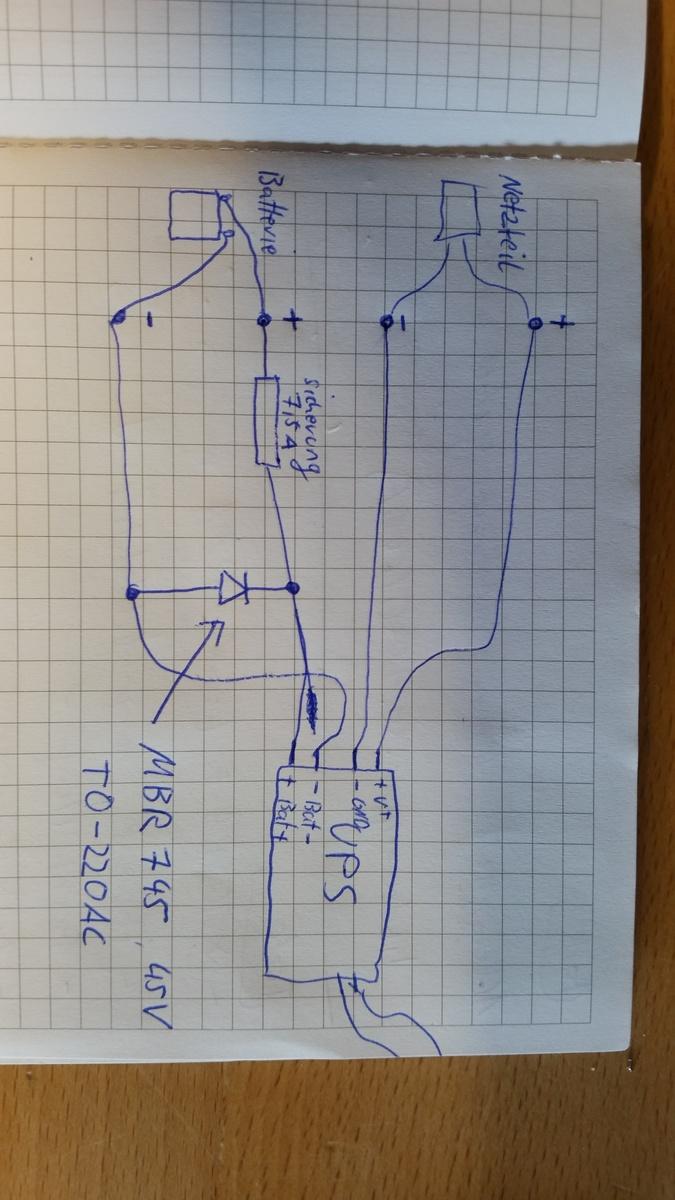 Verpolungsschutz bei Ladeschaltung - Mikrocontroller.net
