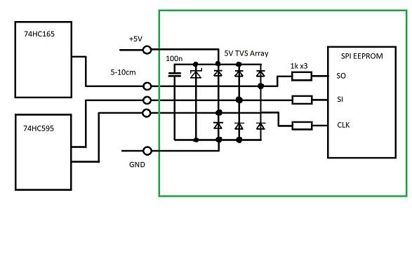 TVS - Dioden Schutzschaltung Funktion erklären ? - Mikrocontroller.net