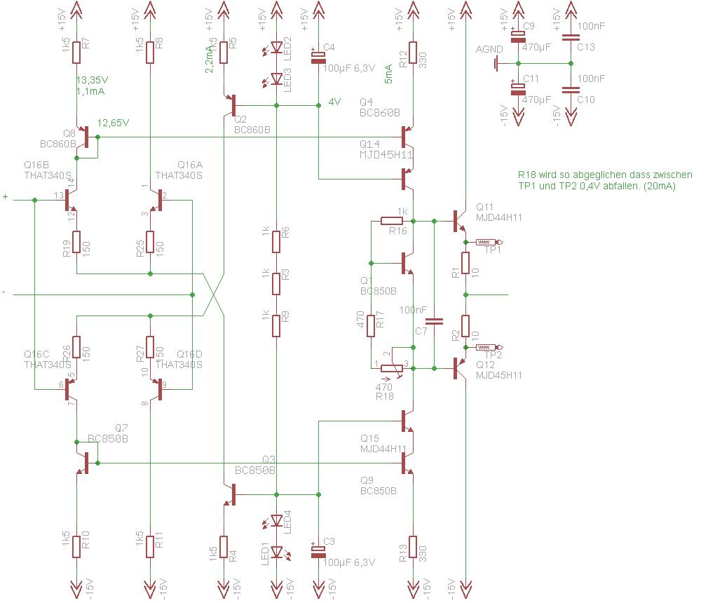 Diskreter Audio OPV Pole Splitting + Bewertung - Mikrocontroller.net