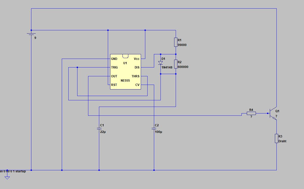 Pulsierender Glühdraht - Mikrocontroller.net