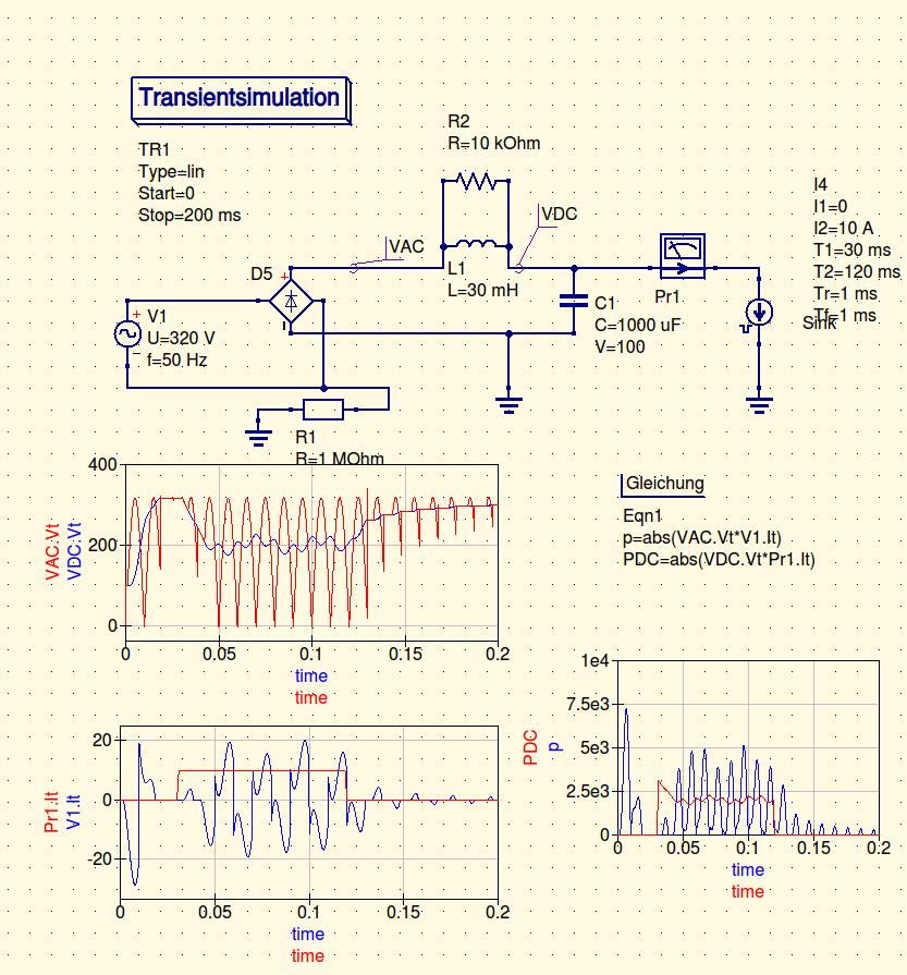 1 Phasen Motor an Frequenzumrichter - Mikrocontroller.net