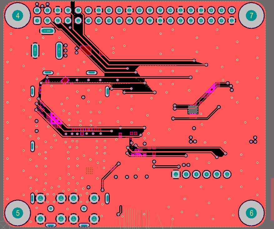 Layout Frage bezüglich Kupferinseln - Mikrocontroller.net