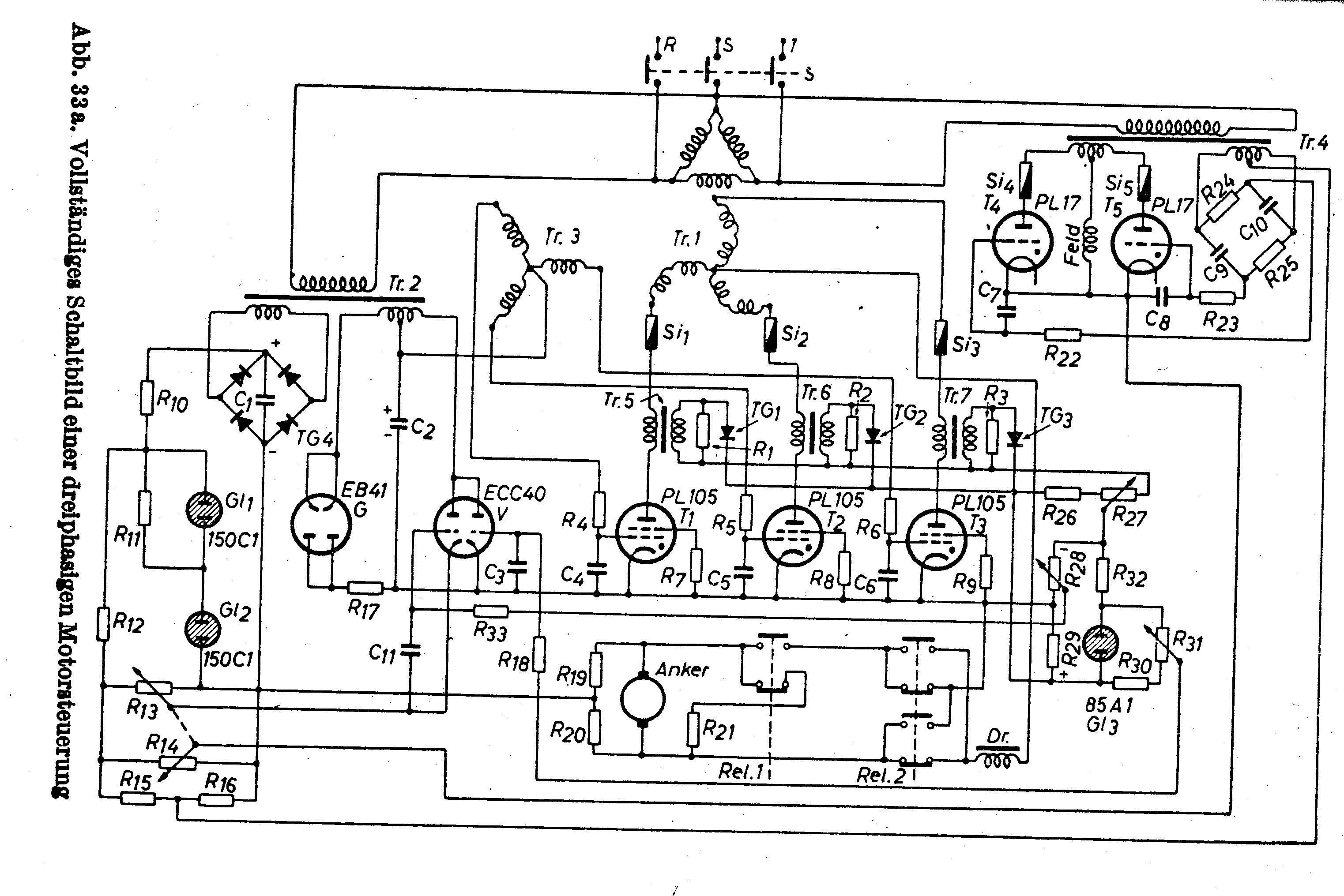Röhre als Schalter - Mikrocontroller.net