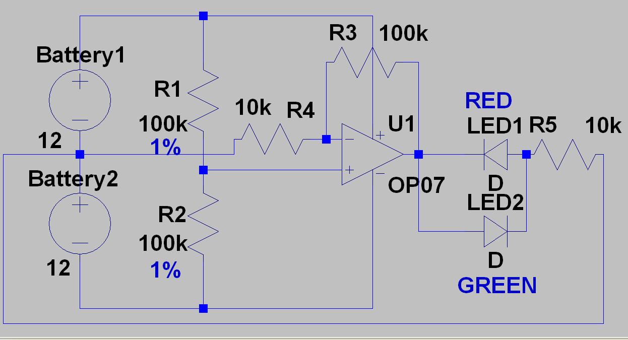 Bleiakkus in Serie laden( Balancer) - Mikrocontroller.net