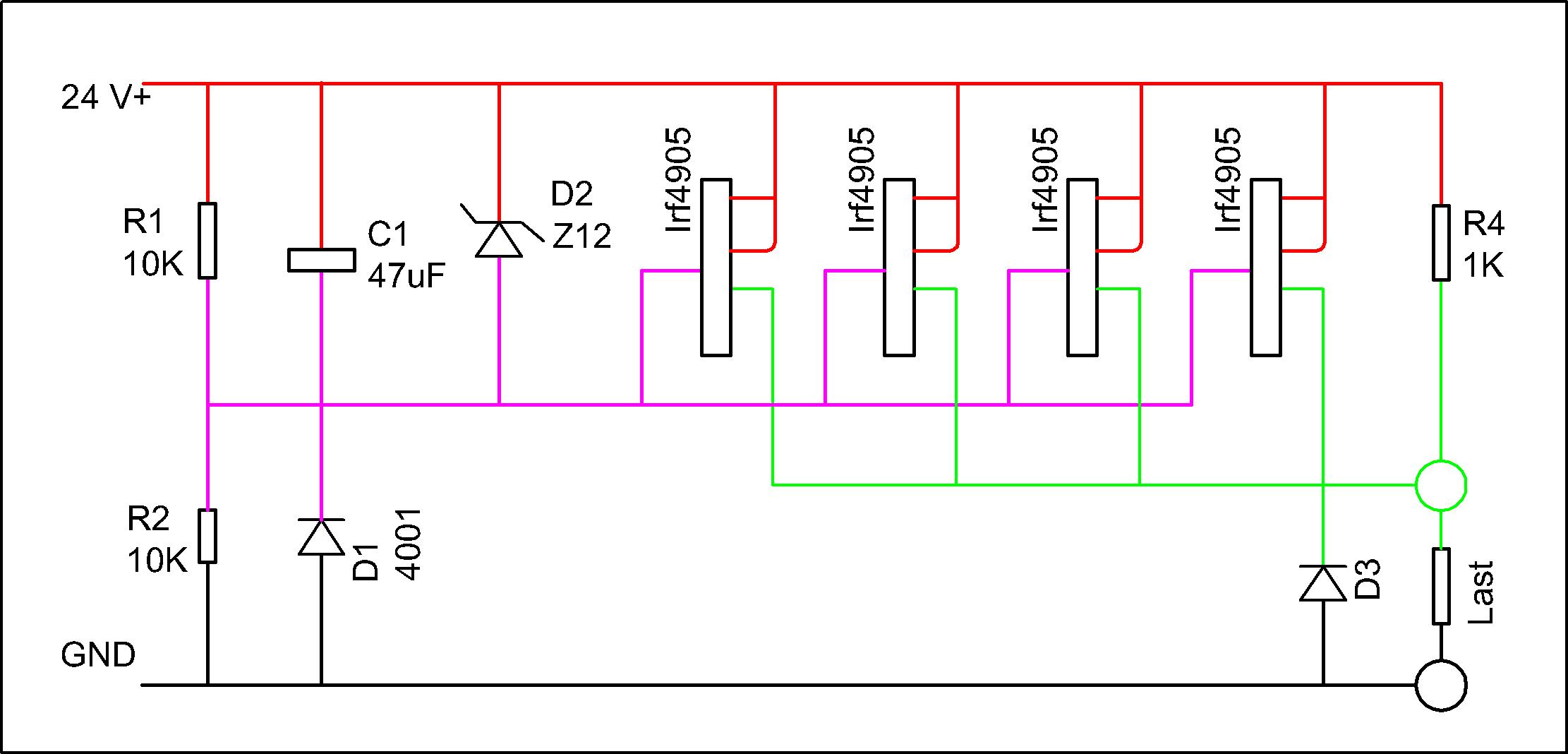 FET ab wann kühlen - Mikrocontroller.net