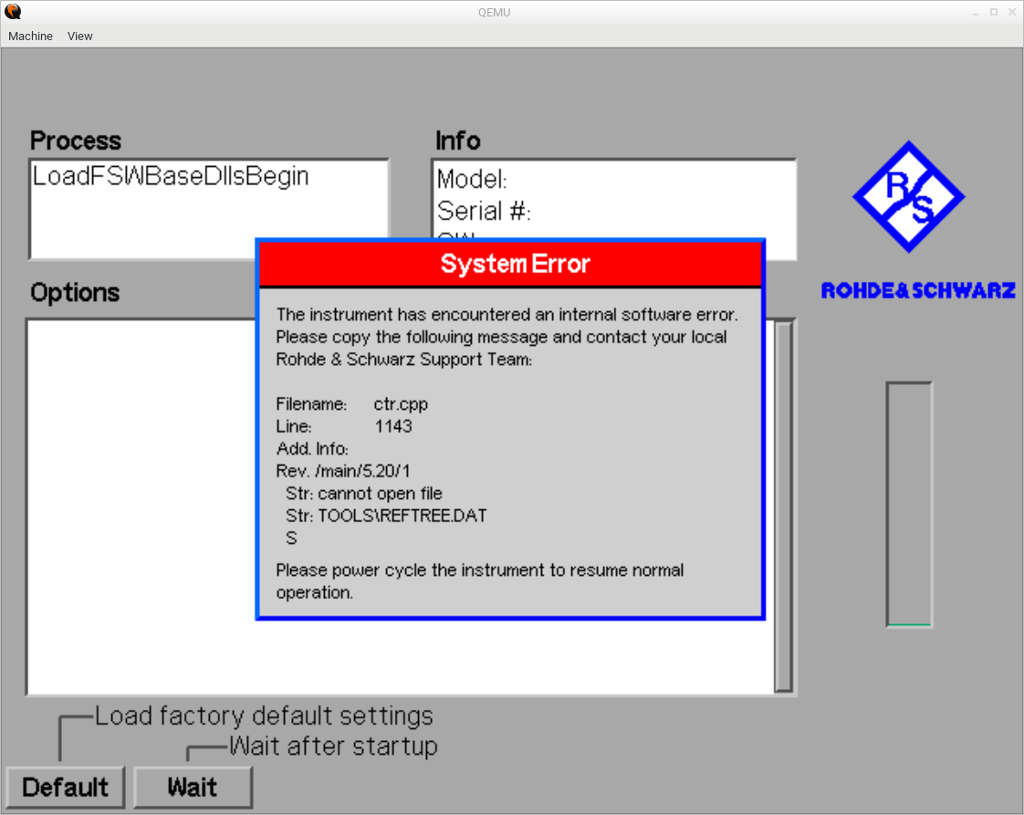 Option B41 bei einer CMU200 nachrüsten. - Mikrocontroller.net