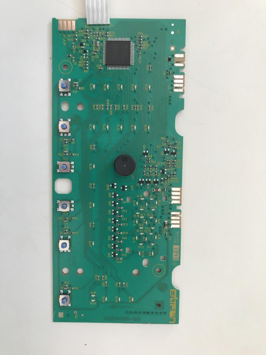 AEG Lavatherm IH67680IH schaltet sporadisch ab - Mikrocontroller.net