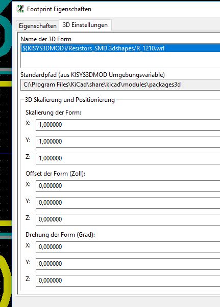 Programm zum 3D Schaltungen zeichnen - Mikrocontroller.net