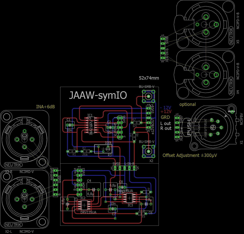 NI Komplete Audio 6 XLR-Ausgang - Mikrocontroller.net