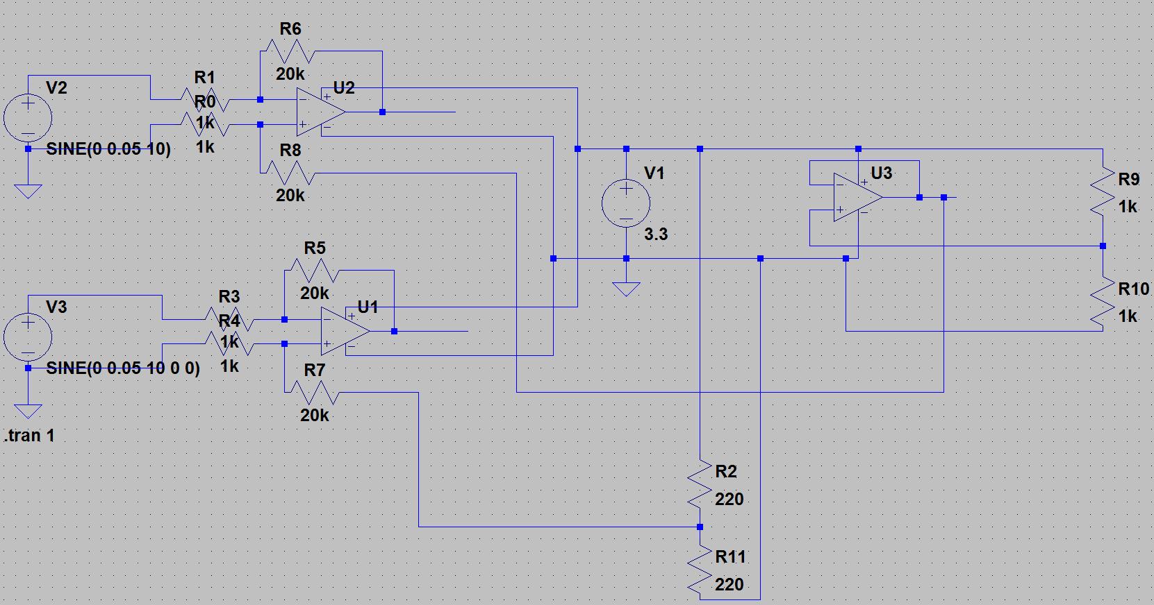 OPV bidirektionale Strommessung - Mikrocontroller.net