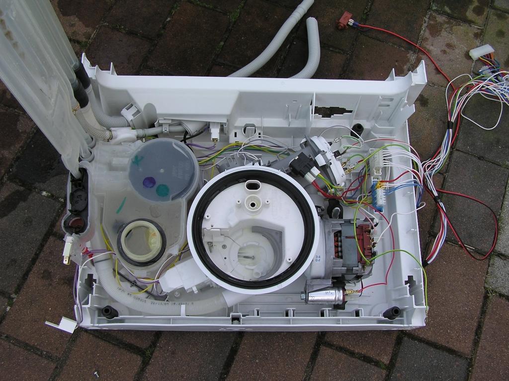 Finest Constructa Energy Splmaschine With Zeolith Splmaschine