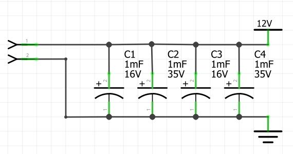 Glättungskondensator zerstört Netzteil - Noobfrage - Mikrocontroller.net