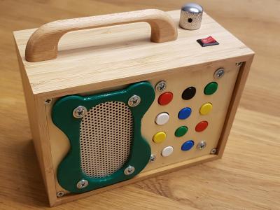 Projekt fertiggestellt: MP3 Player für Kinder auf ATTiny-Basis ...