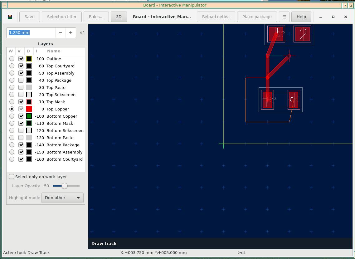 Neues, halbfertiges Elektronik-CAD-Programm - Mikrocontroller.net