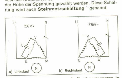 Atemberaubend Wechselstrommotor Schaltplan Ideen - Der Schaltplan ...