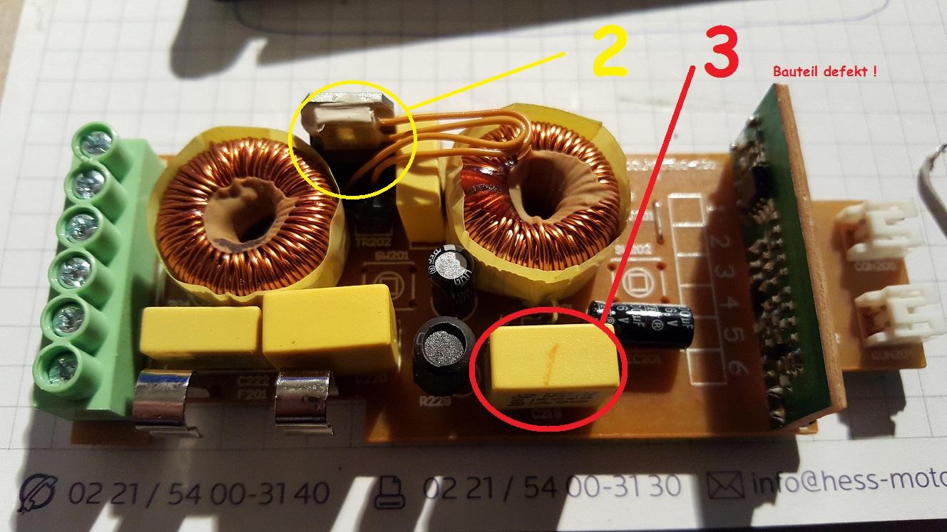 Dimmer Defekt Wie Reparieren Oder Ersetzen Mikrocontroller Net