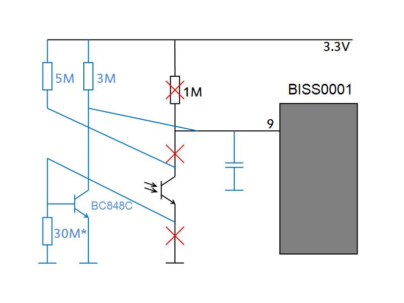 Dämmerungslicht unempfindlicher machen - Mikrocontroller.net