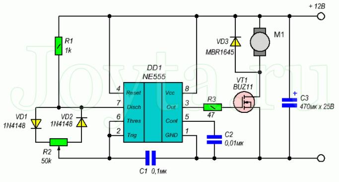 1F-Kondensator laden & entladen - Mikrocontroller.net
