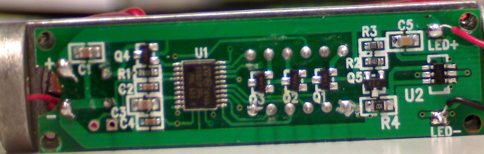 Zahnarztlampe Auf Dauerbetrieb Umbauen Konstantstromquelle Fuer Power Led Mikrocontrollernet Preview Image For Komplett