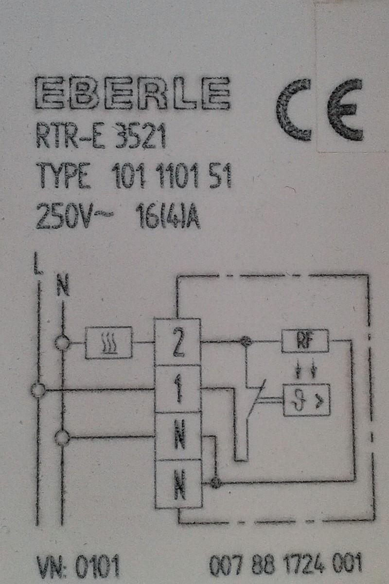 Fantastisch Schaltplan Nur Für Thermostat Verwenden Fotos ...