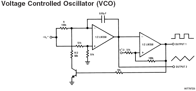 signal- bzw  funktionsgenerator mit ops