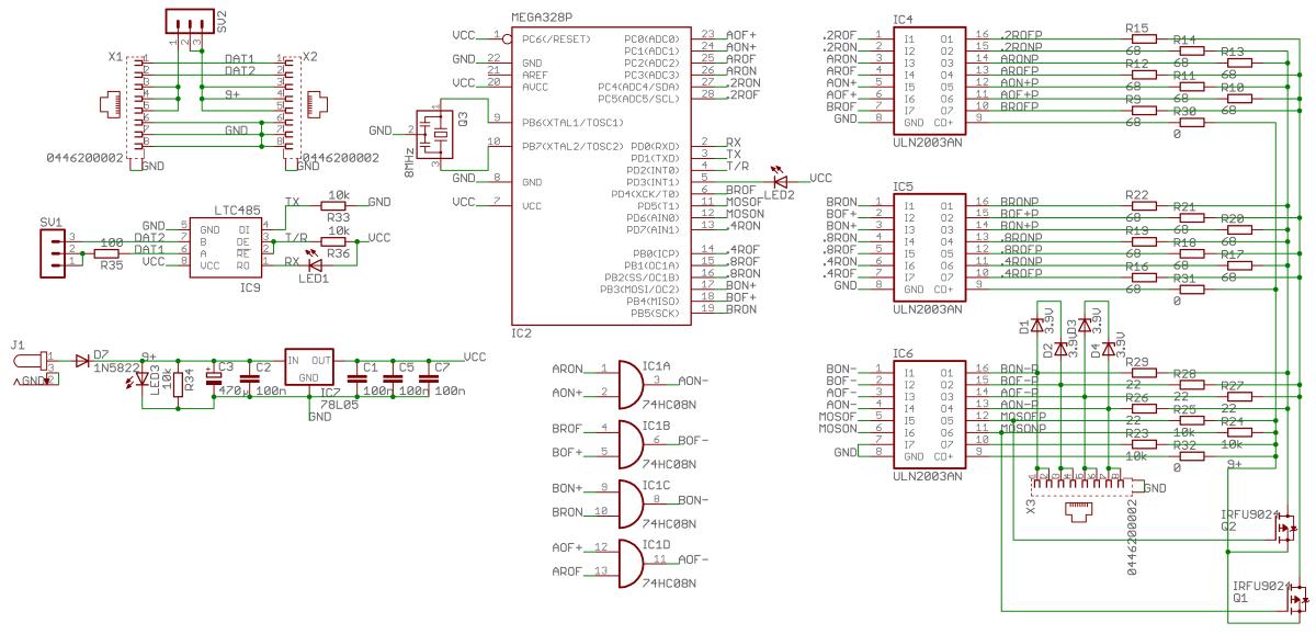 Abblockkondensatoren bei hoher Packungsdichte - Mikrocontroller.net