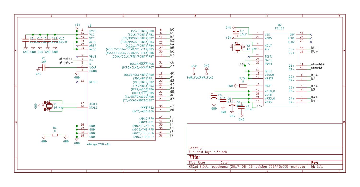 Feedback für Schaltplan und Layout - Mikrocontroller.net